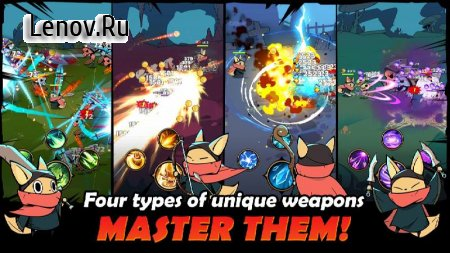 Idle Hero Battle - Dungeon Master v 1.0.81 Mod (MENU MOD/GOD MODE/X10 SPEED ATK/ONE HIT KILL)