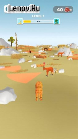Wild Hunting v 1.0.1 Mod (stupid bots)
