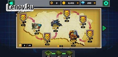 Metal Jacket Soldiers v 11 (Mod Money)