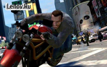 Grand Theft Auto IV v 0.1 Мод (полная версия)