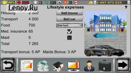 Business strategy 3 v 1.2 (Mod Money)