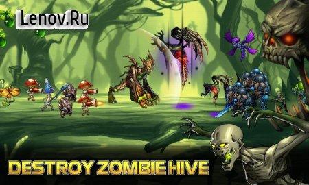 Aliens Vs Zombies v 100.0.20190716 Mod (Free shopping diamonds/No ads)