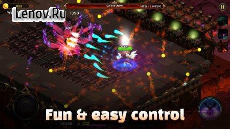 Angel Saga: Hero Action Shooter RPG v 1.57 Mod (menu/damage/defence/attack/move speed)