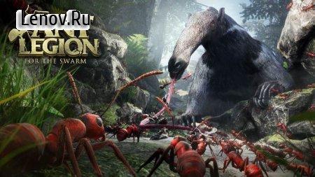 Ant Legion: For the Swarm v 7.1.24 Мод (полная версия)