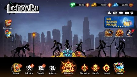 Shadow Lord: Solo Leveling v 1.03 (Mod Money)