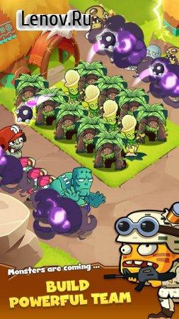 Plant Defense - Merge and Building Defense Zombie v 0.0.9 Mod (Free Shopping/No ads)