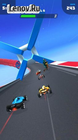 Race Master 3D - Car Racing v 3.0.2 (Mod Money)