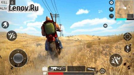 Desert survival shooting game v 1.1.0 Mod (Lots of gold coins)