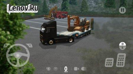 Heavy Machines & Mining Simulator v 1.5.1 Mod (Resurrection without watching ads)
