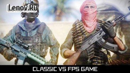 FPS Online Strike - Multiplayer PVP Shooter v 1.1.71 Mod (MENU MOD/ONE SHOOT KILL/UNLIMITED AMMO)