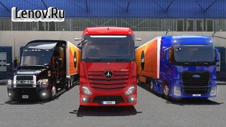 Truck Simulator : Ultimate v 1.0.6 Mod (unlimited money)