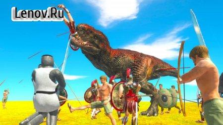 Animal Revolt Battle Simulator (Official) v 1.0.6 Mod (A lot of gold bars)