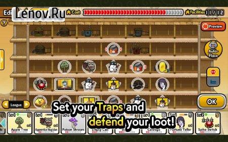 The Burgle Cats v 1.6.8 (Mod Money)