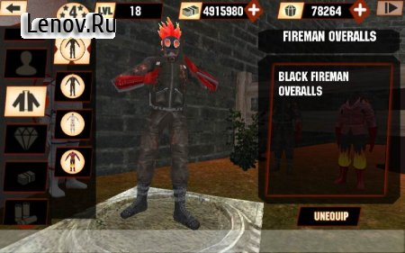 Hell Driver v 1.3 Mod (Lots of gold coins/diamonds/skill points)