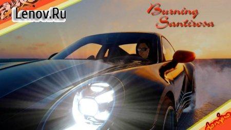 Burning Santirosa (18+) v 0.10 Мод (полная версия)