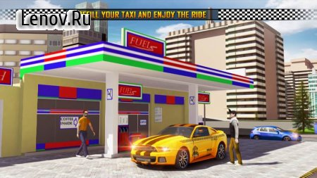 Taxi Simulator : Modern Taxi Games 2021 v 1.0.2 Mod (Money/Unlocked)