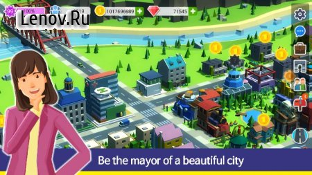 People and The City v 1.0.706 Mod (No ads)