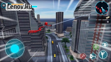 Stickman Rope Hero - Vegas Gangster Crime v 9.0.17 Mod (Get a role without looking at ads)
