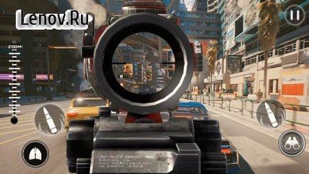 Sniper girls 2021: Sniper 3D Assassin FPS Offline v 2.0.5 Mod (Money/Dont watch ads to get rewards)