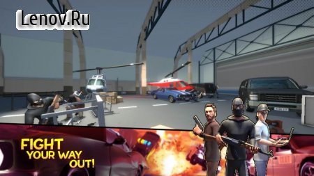 Crime Corp. v 0.8.7 Mod (Do not watch ads to get rewards)