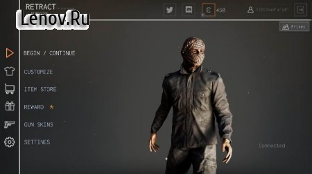 Retract: Survive v 0.24 Mod (Reward for not watching ads)