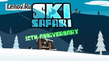 Ski Safari - 10th Anniversary! v 1.0.0 (Mod Money)