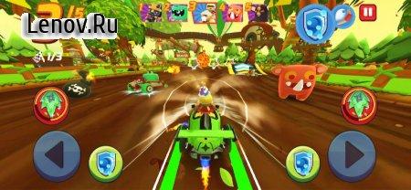 Starlit Kart Racing v 1.2 Mod (Money/Unlocked)