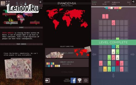 Pandemia: Virus Outbreak FREE v 1.0 Mod (No ads)