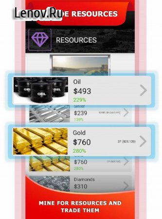 Tycoon Business Game v 5.9 Mod (Infinite gold coins)