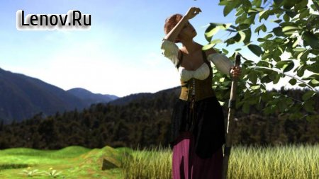 Runaway Princess (18+) v 0.3 Final Мод (полная версия)