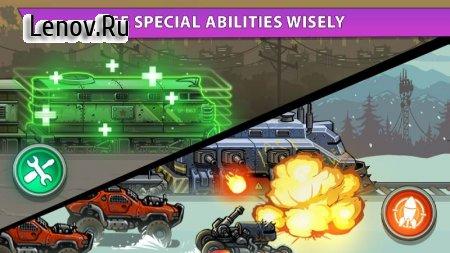 Rails of Fury: Post Apocalyptic PvE Train Survival v 0.4.1074 (Mod Money)