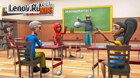Virtual High School Girl Life Simulator v 2.0.2 Mod (Unlocked)
