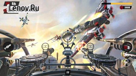 Gunner War - Air combat Sky Survival v 25 (Mod Money)