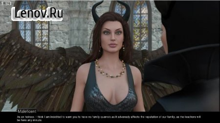 Maleficent: Banishment of Evil (18+) v 0.2 Мод (полная версия)
