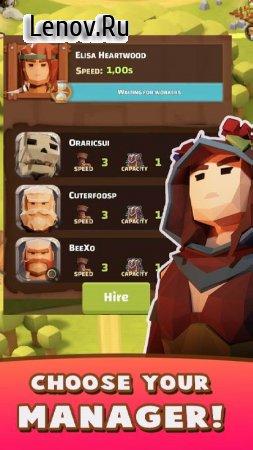 Agenite: Medieval Empire builder v 1.1.0 (Mod Money)