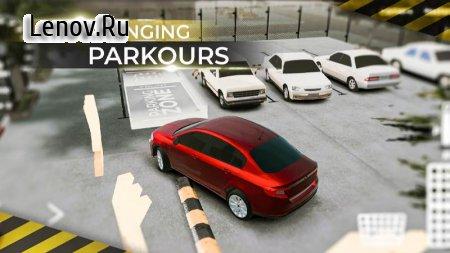 Parking Master: Asphalt & Off-Road | Parking Game v 1.03 Mod (banknotes/diamonds)