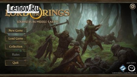 The Lord of the Rings: Journeys in Middle-earth v 1.3.8 Mod (Free Shopping)